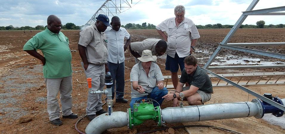 Irrigation System Installation, Maintenance